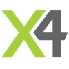 X4 android logo